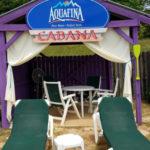 Alabama Splash Adventure Cabanas