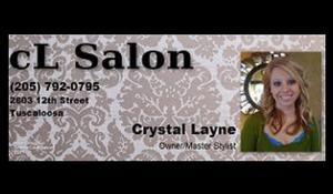 CL Salon, TradeX, Tuscaloosa, Alabama