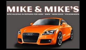 Mike and Mikes Complete Auto Repair, TradeX, Birmingham, Alabama