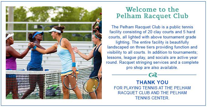 Pelham Raquet Club 2