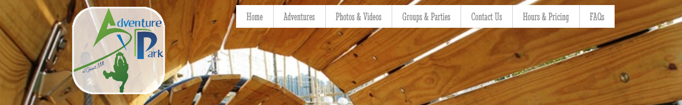 Birmingham Events and Entertainment, Adventure Park at Grants Mill Road, Website Irondale Alabama