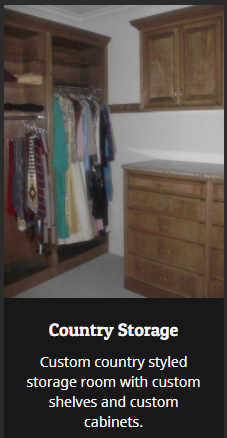 Birmingham Buidling and Construction, Closettec, Country Storage