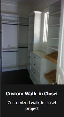 Birmingham Buidling and Construction, Closettec, Custom Walk-in Closet