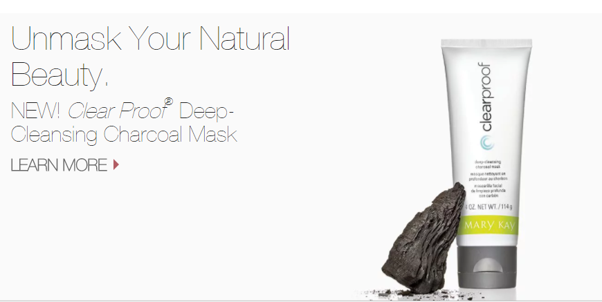 Birmingham Mary Kay Cosmetics Activated Charcoal Cleanser