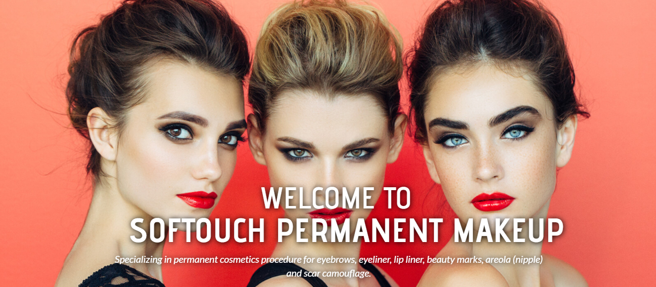 Birmingham Softouch Permanent Makeup Welcome
