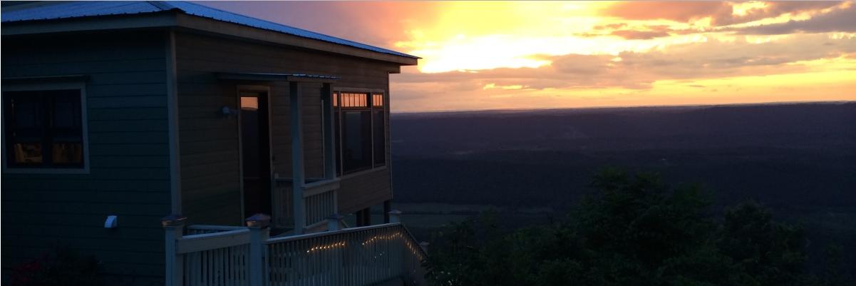 Mentone Mountain Inn B&B Sunrise