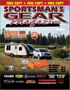 Sportsman Gear Magazine Birmingham Alabama 1