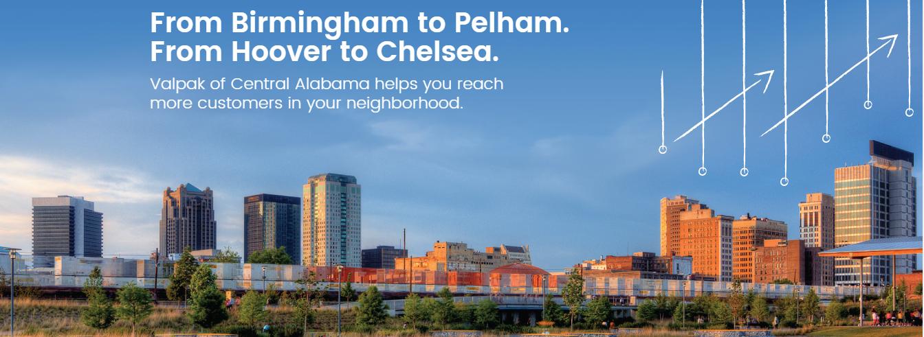 Valpak Birmingham Alabama Marketing