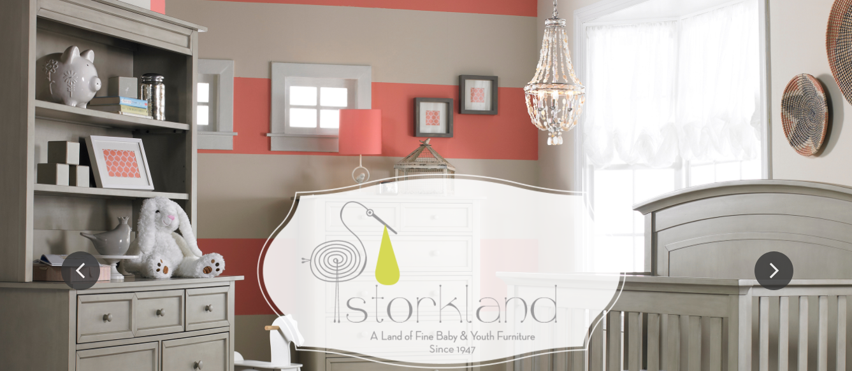 Storkland Baby & Kid Furniture Bunny Room Birmingham Alabama