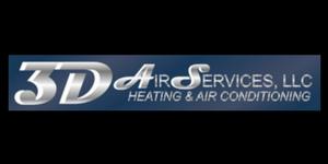 3D Air Services Heating & Air Conditioning Pelham Alabama