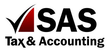 SAS Tax and Accounting Service in Pelham Alabama